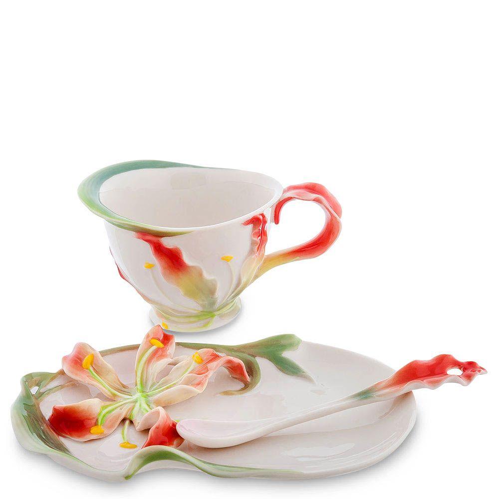 Чайная пара Pavone Глориоза