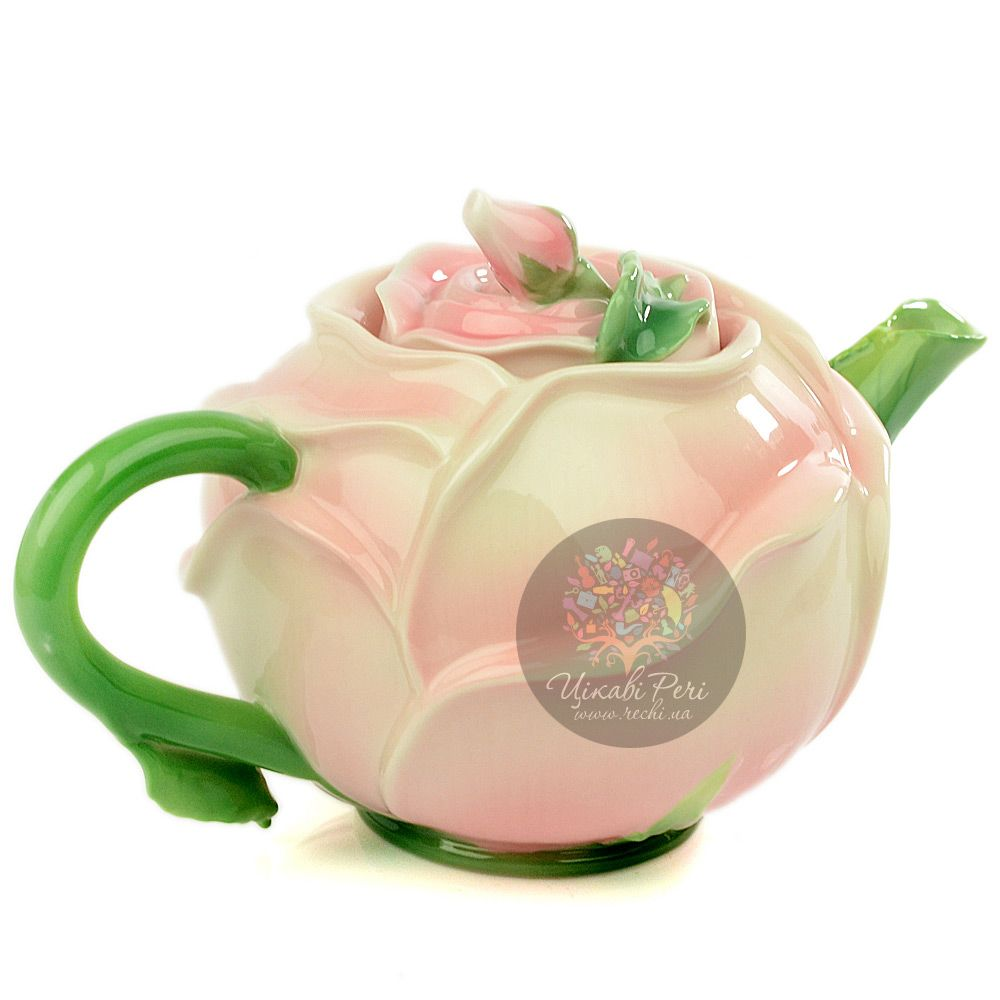 Заварочный чайник Роза Pavone