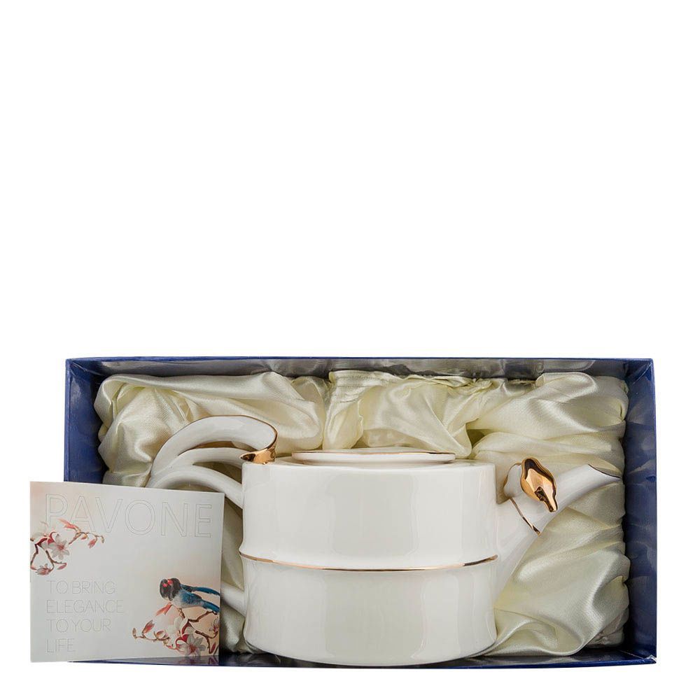 Заварочный чайник Pavone Бамбук