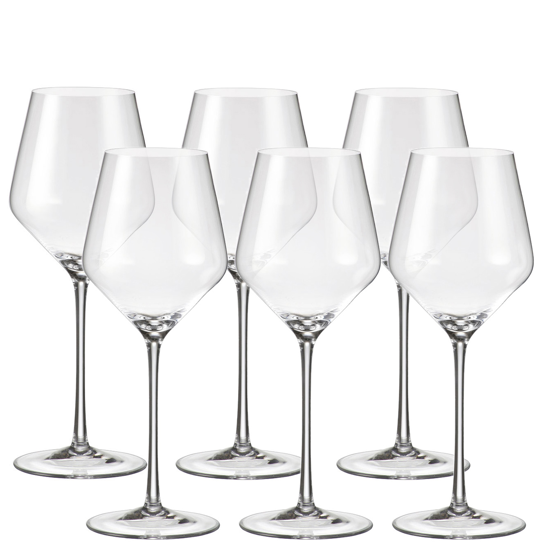 Набор бокалов для красного вина FMF Bohemia Elizabeth 500мл
