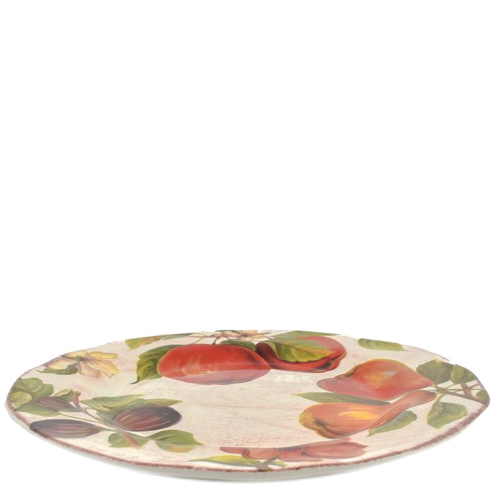 Набор обеденных тарелок Villa Grazia Осенний ноктюрн на 6 персон
