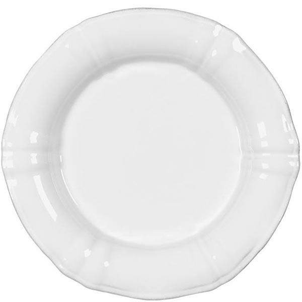Набор из 6 тарелок Costa Nova Village белого цвета 22см