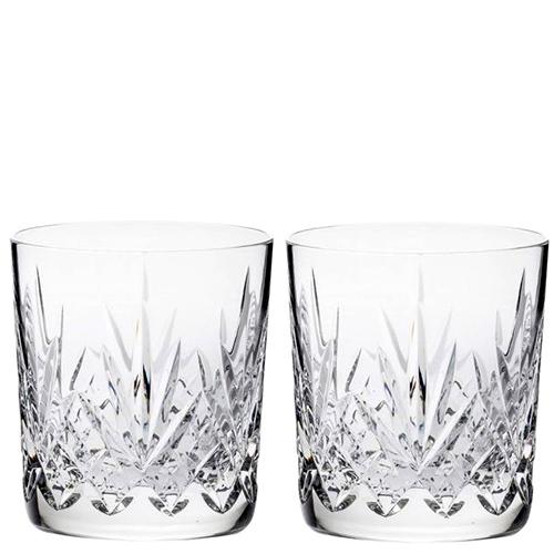 Стаканы для виски Royal Scot Crystal Highland маленькие 2 шт