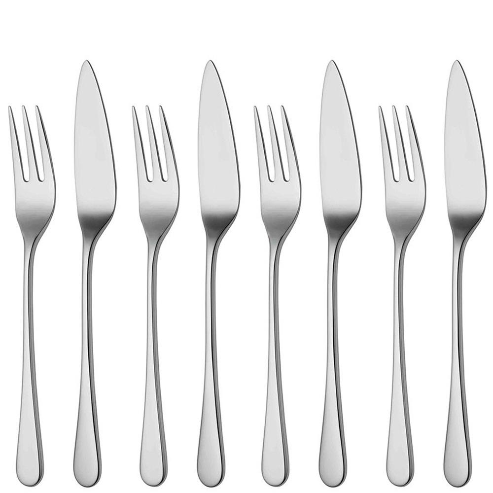 Фраже для рыбы Robert Welch Iona на 4 персоны 8 предметов