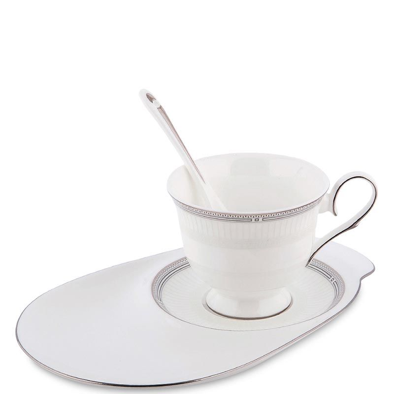 Чайная пара Pavone Венецианская Классика