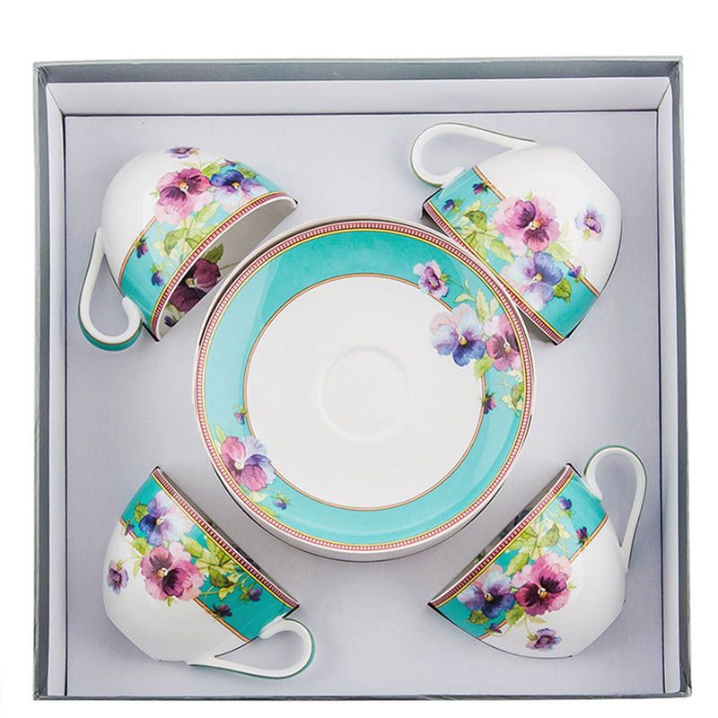 Чайный набор Pavone на четыре персоны Viola