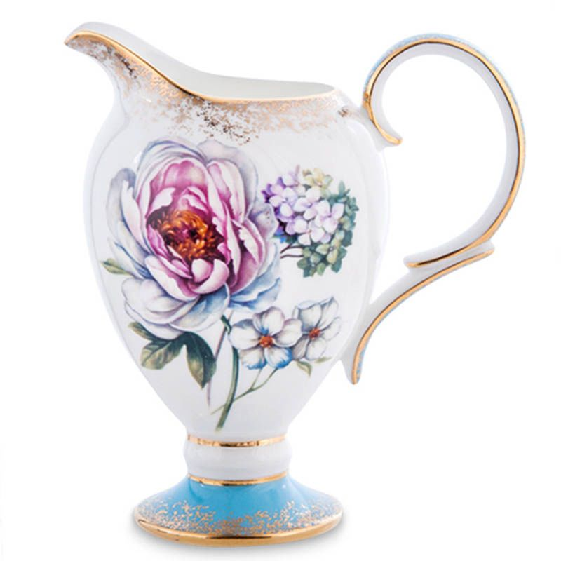 Чайный сервиз Pavone для шесть персон Цветок Неаполя