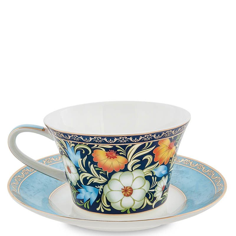Чайный дуэт Pavone Цветочный джаз
