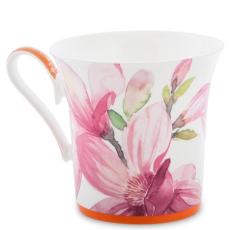 Чашка Pavone Fioritura Magnolia