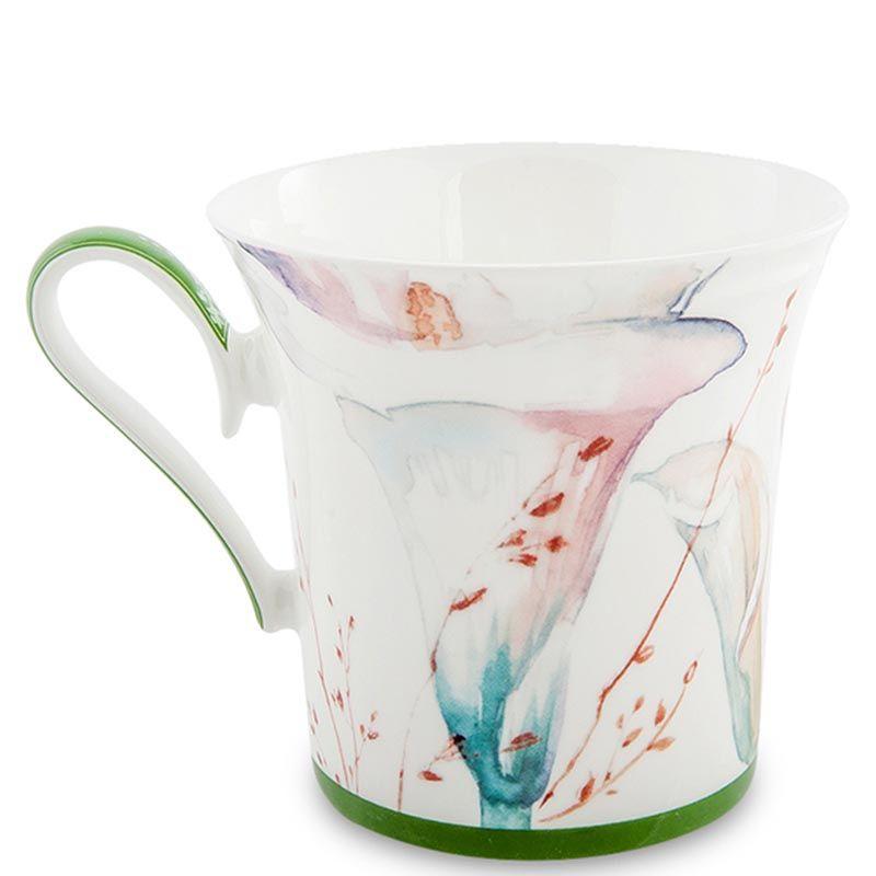 Чашка Pavone Calla Charme