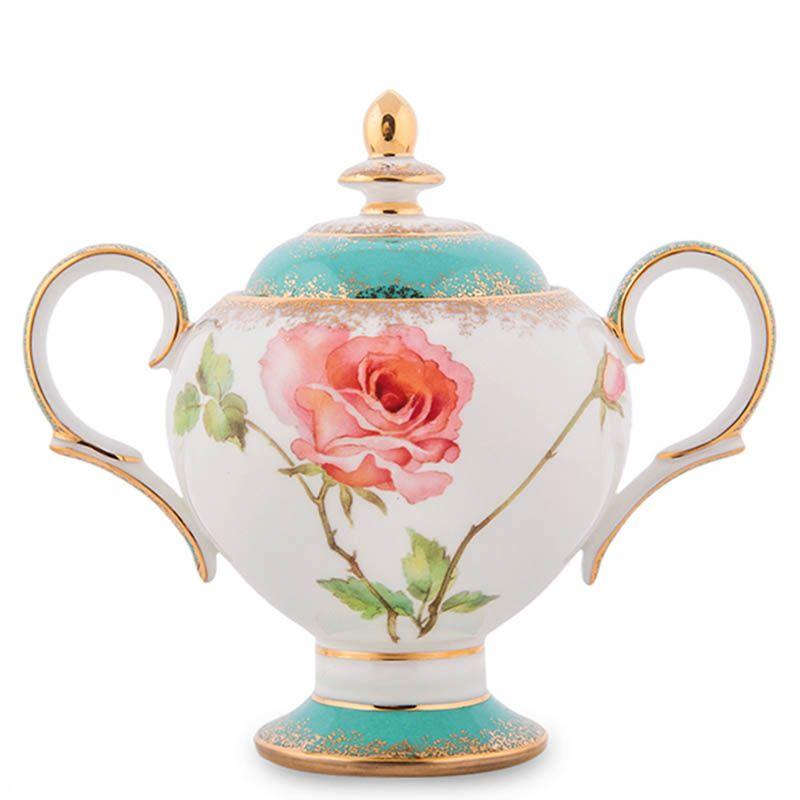 Чайный сервиз Pavone на шесть персон Роза