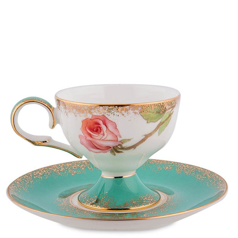 Чайный набор Pavone Milano Rose
