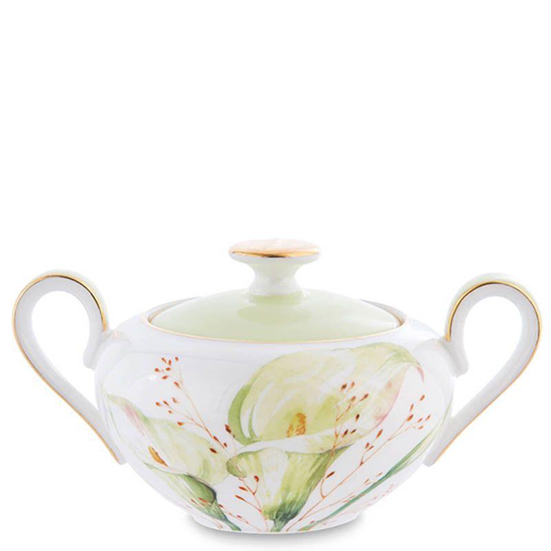 Чайный сервиз на шесть персон Pavone Calla Charme