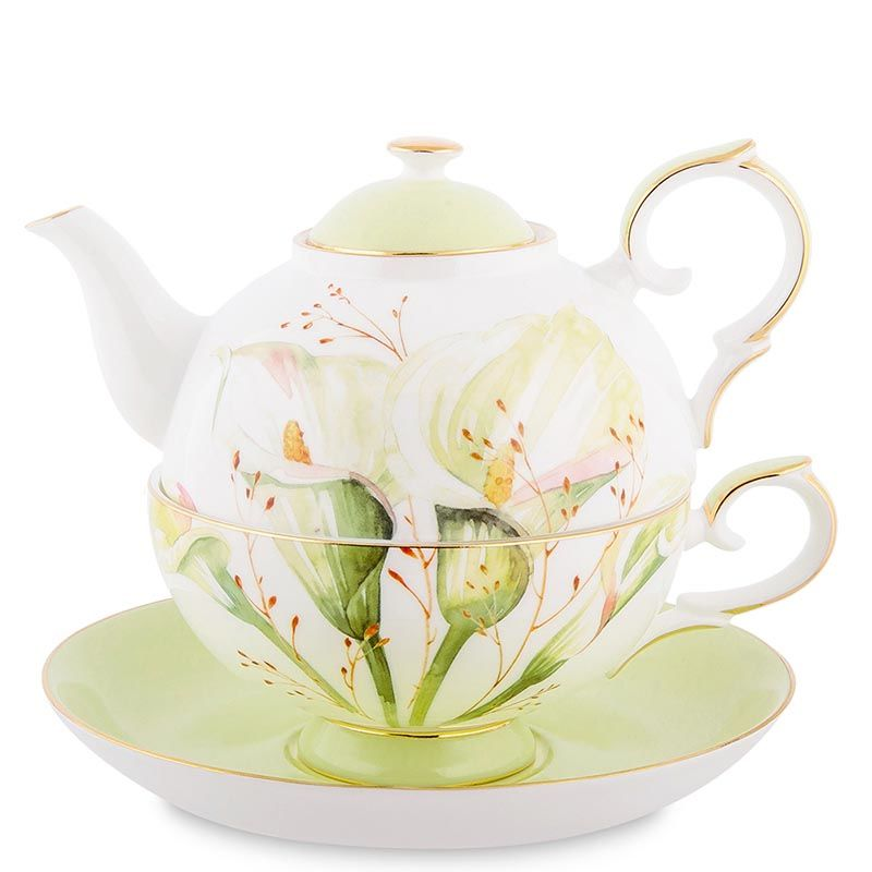 Чайный набор Pavone Calla Charme