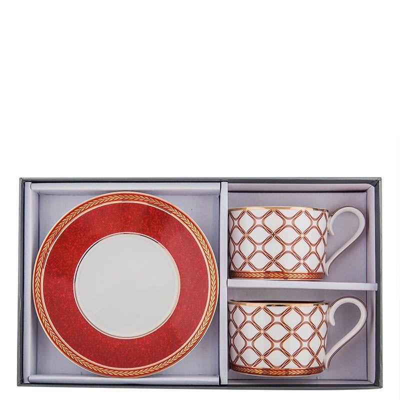 Чайный набор Pavone на две персоны Eleganza