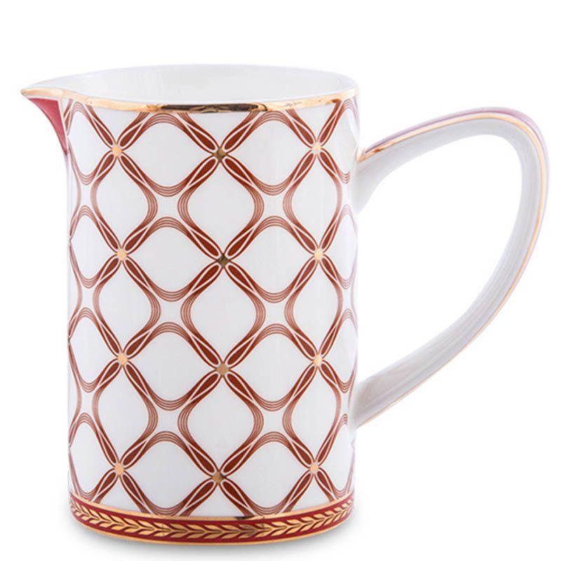 Фарфоровый чайный сервиз Pavone на шесть персон Eleganza