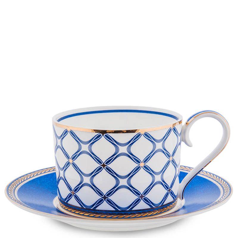 Чайный набор Pavone на шесть персон Eleganza