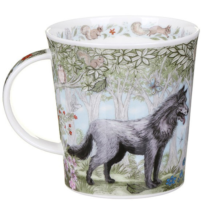 Чашка Dunoon Lomond Fairy Tales Little Red Riding 0,32 л