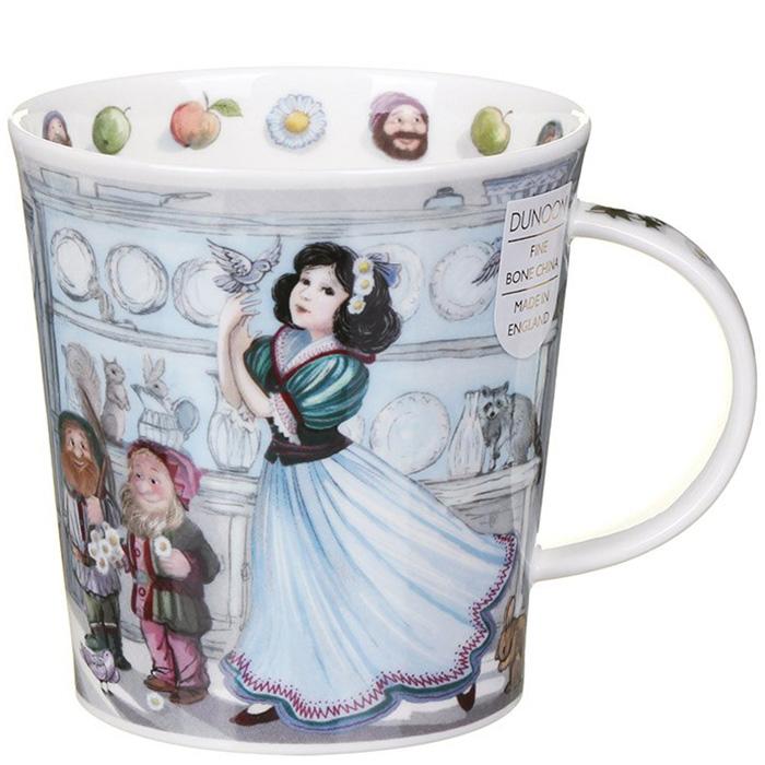 Чашка Dunoon Lomond Fairy Tales Snow White 0,32 л