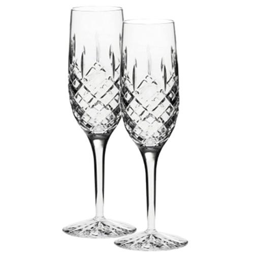 Бокалы для шампанского Royal Scot Crystal London 2 шт