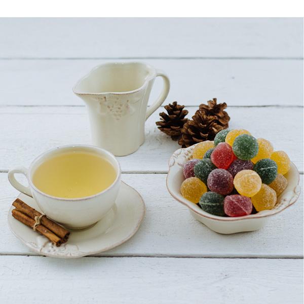 Чайный набор из 6 чашек и блюдец Costa Nova Mediterranea