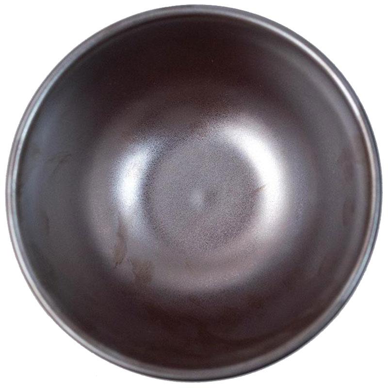 Пиала Costa Nova Meridian металлик 14см