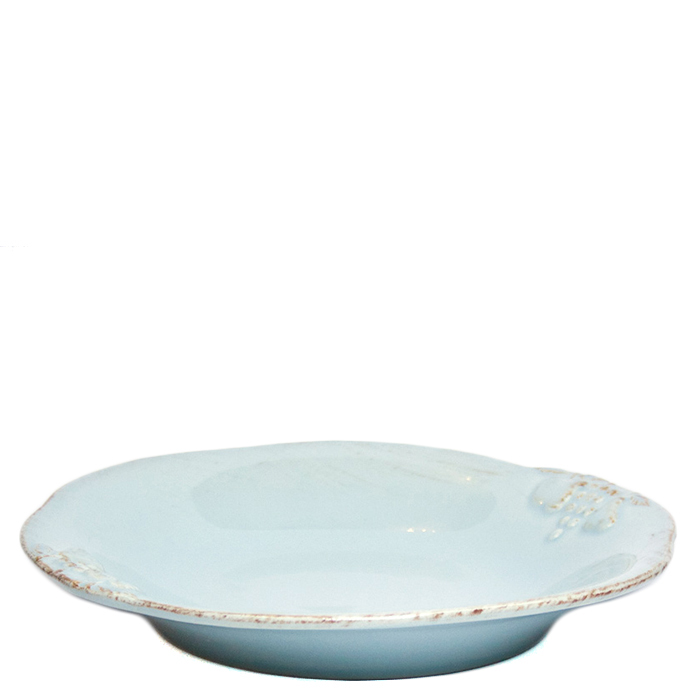 Тарелка для супа Costa Nova Mediterranea бирюзовая 570мл