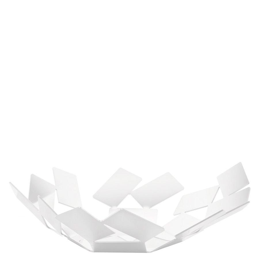 Фруктовница Alessi La Stanza Dello Scirocco белого цвета