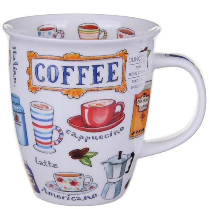 Чашка Dunoon Nevis Coffee 0,48 л