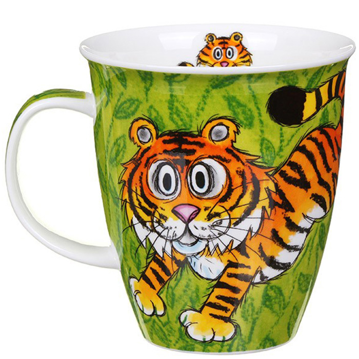 Чашка Dunoon Nevis Go Wild Tiger