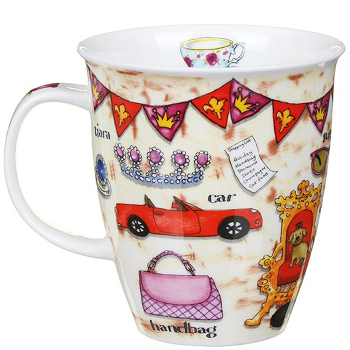 Чашка Dunoon Nevis Her Majesty