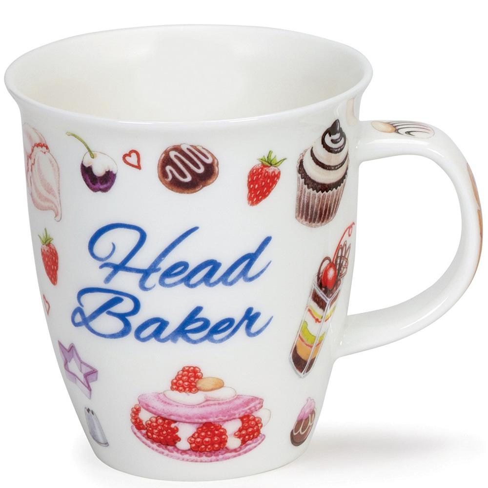 Чашка Dunoon Nevis Hgh Society Head Baker 0,48 л