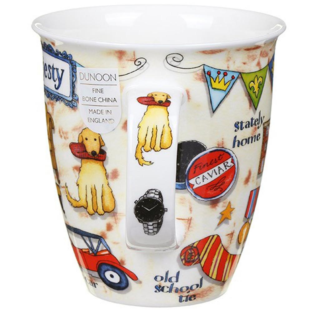 Чашка Dunoon Nevis His Majesty