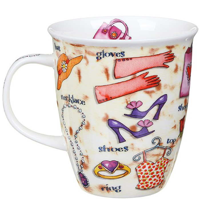 Чашка Dunoon Nevis Mrs. Always Right