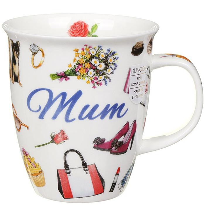 Чашка Dunoon Nevis Mum 2016 0,48 л