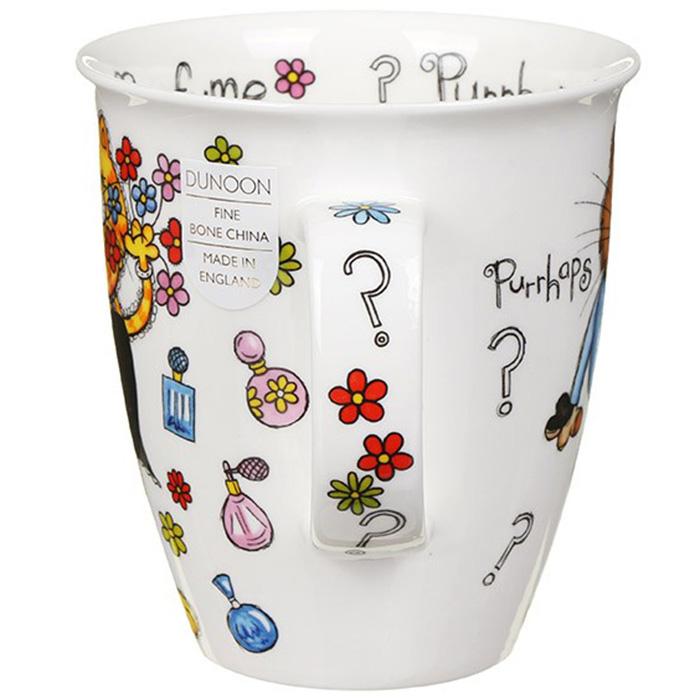 Чашка Dunoon Nevis Purrfect Cats Purrfume 0.48 л