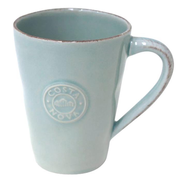 Бирюзовая чашка Costa Nova Nova 360мл