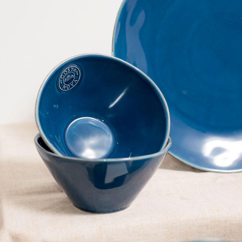 Пиала Costa Nova из синей керамики