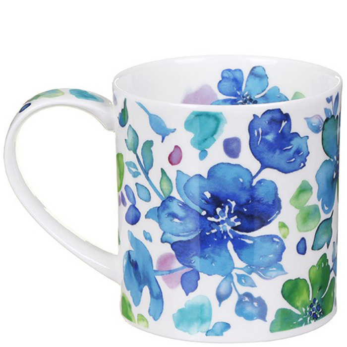 Чашка Dunoon Orkney Firenze Blue
