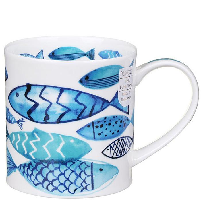 Чашка Dunoon Orkney Go Fish Сардинки