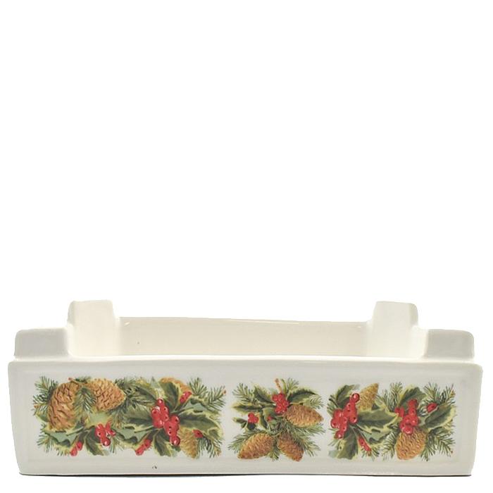 Ящик для фруктов Villa Grazia Зимний букет 27х18см