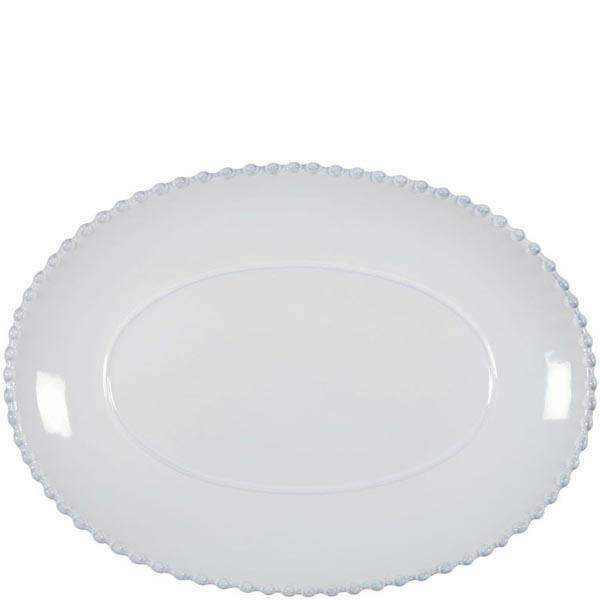 Блюдо овальное Costa Nova Pearl 33см