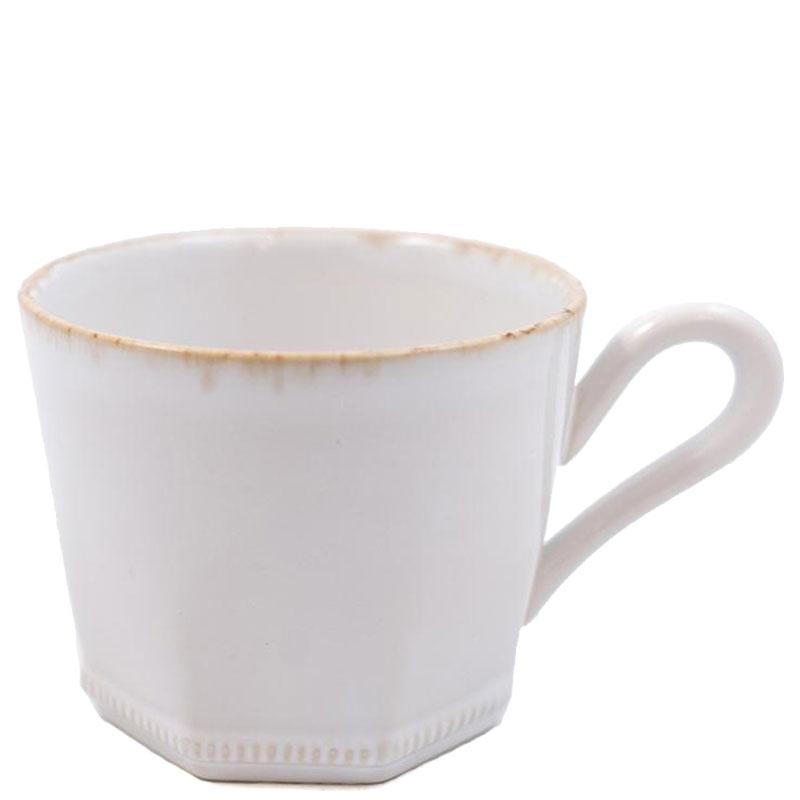Чашка Costa Nova Luzia белая 340мл