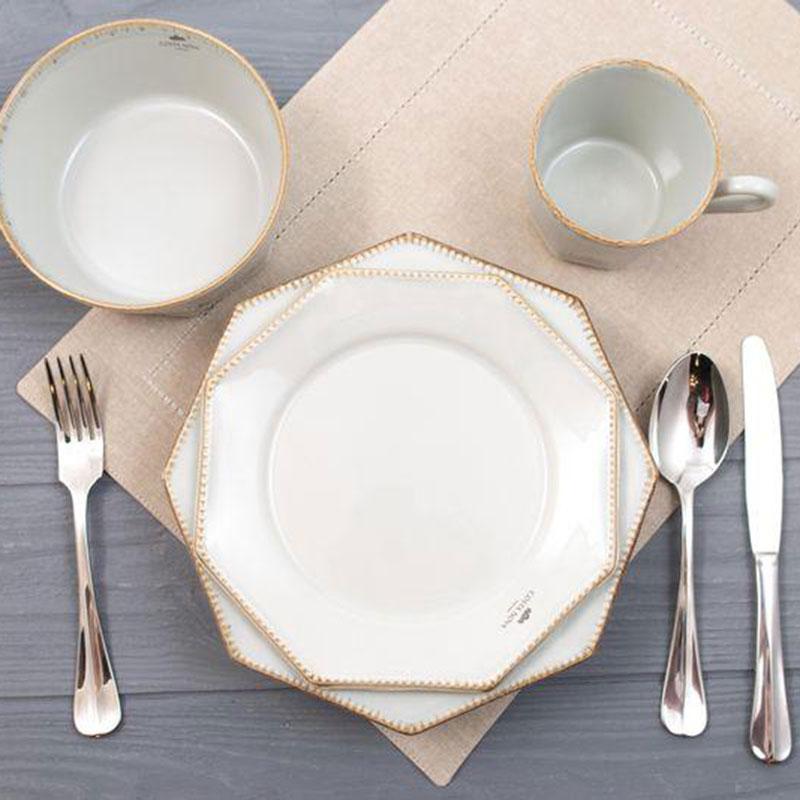 Тарелка для салата Costa Nova Luzia 21см