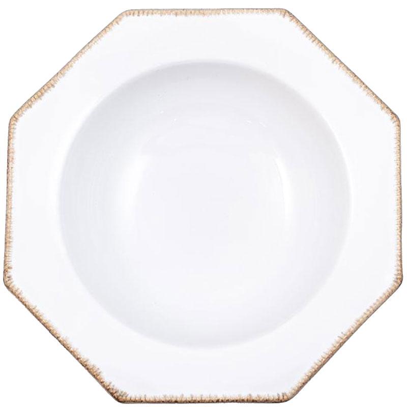 Тарелка для супа Costa Nova Luzia 24см