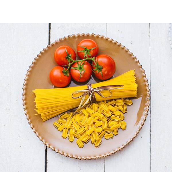 Блюдо для нарезки Costa Nova Pearl коричневого цвета 33см