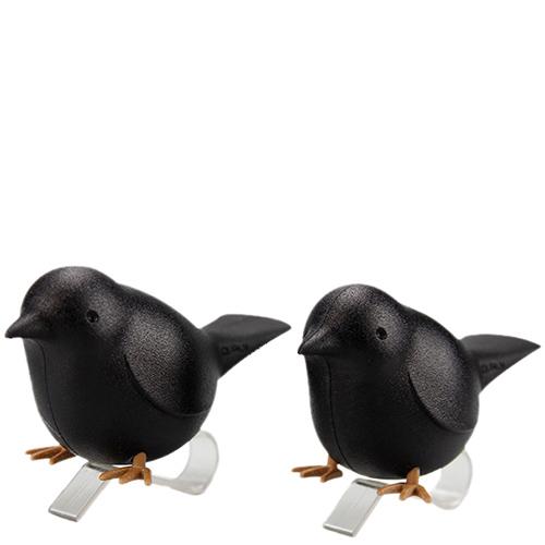 Держатель для салфеток Qualy Sparrow Napkin 2шт