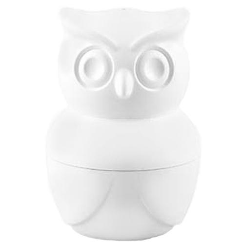 Емкость для соли и перца Qualy Morning Owl в виде белой совы