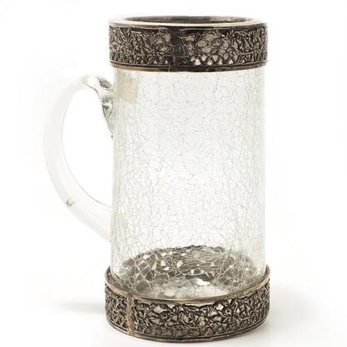 Чашка Royal Family с декоративным эффектом трещин