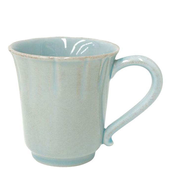 Чашка для чая Costa Nova Alentejo бирюзовая 320мл